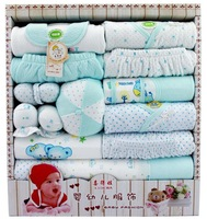 High Quality 20 pieces (set) Baby Supplies Newborn Set / Infant Clothing Set / Baby Suit Baby Clothing