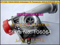 Wholesale GT1749V 729325-5003S Turbo Turbine Turbocharger For VW Volkswagen T5 Bus Transporter 2004-2006 R5K AXD Euro3 2.5L TDI