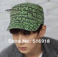 2014 FREE SHIPPING New Hot Snapback Caps Mwshop Print Cap Cat Male Military Hat Sunbonnet Sun Hat
