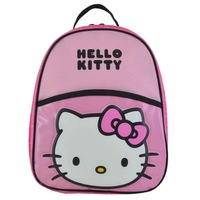 "Free Shipping 10"" HELLO KITTY Lunch Backpack bags for Kids, Welcome for wholesales #004"