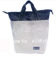 high quality  woven cosmetic wash bag for swimwear