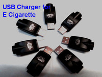 Ego USB Charger E Cigarette Charger Eo C T Charger Adapter 1000pcs/lot  DHL Free shipping