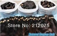 "10""-36""inches 5pcs/500grams/lot Brazilian Virgin human hair Bulk*straight hair* Remy Human Hair* Free Shipping"