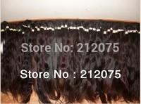 """10""""-32""""inches 100grams/lot Brazilian Virgin straight human hair * Bulk Hair* Remy Human Hair*"""