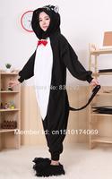 Black cat onesies pajamas  cosplay costumes pajamas
