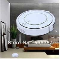 Floor Washing Cleaner Robot Auto Rechargeable( LCD Touch Button, Remote Control, Mop,vacuum),KK8