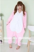 Pink cute dinosaur pajamas