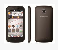 4.5 inch Quad core MSM8625Q Android 4.2 Smart phone Lenovo A760 IPS screen 854*480 1.2Ghz Dual sim Wcdma 900 /2100 3G 5MP cheap
