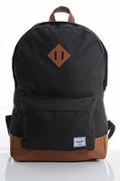 Herschel Fashion New Shoulder Backpack Men's Backpacks Laptop Backpack Women Bag School Bags Black hdbk1203    A002