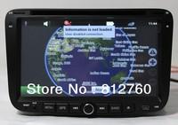 New Emgrand EC7 2012  2013Car dvd player with GPS Navigation TV Bluetooth  Russian menu language,3G USB Host, EMS free shipping