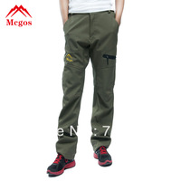new arrival men pants Outdoor sports trousers softshell climbing Rompers Brand winter warm autumn spring A+++ waterproof zipper