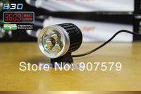 10pcs/lot3600Lumen 3T6 LED High Power Bicycle Light For 3*Cree XM-L T6 4-Mode LED bike light + Shipped By DHL takes only 2~4days