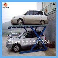 2013 Hot Sale 2 Floor Garage Car Stacker Car Parking Lift
