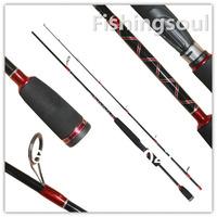 SRF Spinning Fishing Rod, 2 section, 180cm,  Fishing Pole,
