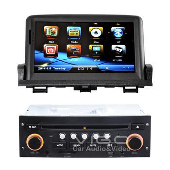 7''  Car Stereo Headunit for Peugeot 307 DVD GPS navi Navigation System Multimedia Autoradio Radio RDS Bluetooth Touch Screen