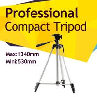 Universal Portable Professional Aluminum Camera Camcorder Tripod stand for Canon Nikon Sony Fuji Olympis Panasonic