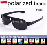 gift blue film polaroid resin TAC lens glasses men sports,Stainless Steel UV400CE Aviator sunglasses men polarized driving