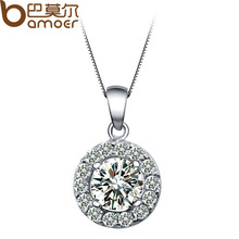 silver pendant necklace price