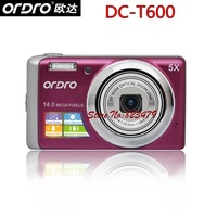 Ordro DC-T600 camera & digital camera, genuine & Specials & 5x optical zoom & 14 million pixels