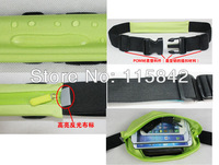 Free shipping waterproof waist bag 8 Colors,Multi-Functional waist pack/Sports Belt bag for Mobile Phone/Waist Packs,400PCS/lot