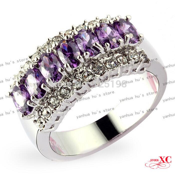 Кольцо Yanhua hu's store AAA anel 14KT 7/8/9/10/11 R7B0846 женские брюки yanhua tang yz2015