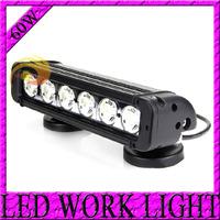 FREE DHL SHIPPING! 11 INCH 60W CREE LED LIGHT BAR FOR OFF ROAD LIGHT BAR FLOOD OR SPOT BEAM LED DRIVING LIGHT LED BAR LIGHT