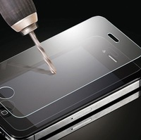 Shock proof Explosion proof Screen Protector Protective Film For iPhone 4 4S 4G With Retail Package