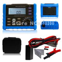 High quality Blue Digital LCD Insulation Resistance Tester/Digital Insulation Tester/MegOhmmeter Compare MS5203