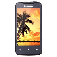 original lenovo A390 Android 4.0 MTK6577 Dual core 512MB RAM 4GB ROM 4.0'' screen 5MP camera 3G Dual SIM card