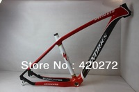 "carbon frame 29er carbon mountain bike frame mtb  frame frame + headsets+clamp 16""/17.5""/19"" /21"" in stock !!"