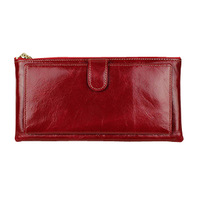 Fashion leather wallet - highlights women long extraordinary temperament