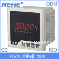 panel tester volmeter AC meter data logger voltage bojibtemtpa electricity analog meter