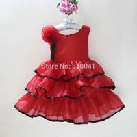 Todder Girls Party Dress designer flower girl gowns vestido de daminhas infantil casamento baby party frocks Kids birthday dress