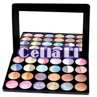 24 color Pro Ultra Shimmer Baking EyeShadow Palette PE27
