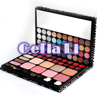 72 color LEOPARD Exclusive Limited EyeShadow blusher & Lip Gloss Palette PE31