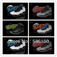 2013 Cheap Air J10 Basketball Shoes JD10 JD X GS Fusion Red Shoes JR10 Shoes J X 10 Mens Sneakers J10 Platform Shoes Size 41-47
