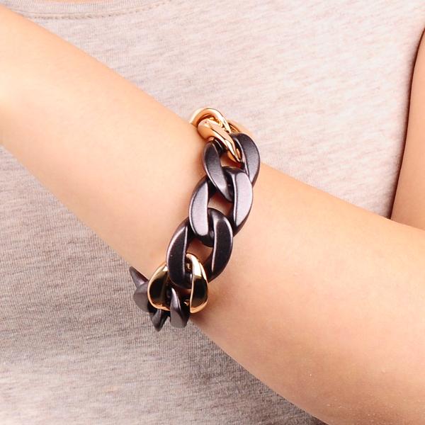 Artilady fashion chain bracelet 2014 new design simple bracelets women jewelry christmas gift