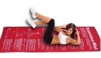 Fitness Exercise mat for yoga fitness