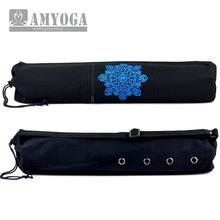 high quality canvas yoga mat bag(China (Mainland))