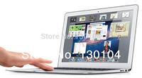 free shipping 14 inch ultrabook laptop notebook computer intel atom J1800/N2840 2.16GHZ 2GB 640GB HDD netbook windows 7 win 8.1