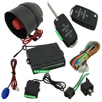Automatic Car central door lock, car alarm system with direction light flash, Warning for arming with CE certificate,lock&unlock