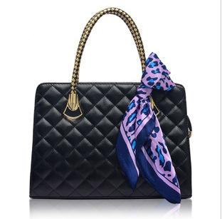 2013 new Korean embroider handbag sweet lady style scarf shape Tote  handbag Women