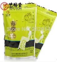 Top Grade 5packs 50g 2014 New Lotus Leaf Tea Weight Loss Slimming Green Tea Premium Herbal Flower Tea Chinese Health Care