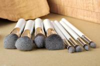 8 pcs Professinal Makeup Brushes Different Style sets Foundation Blush Blending brush ZH1215eight