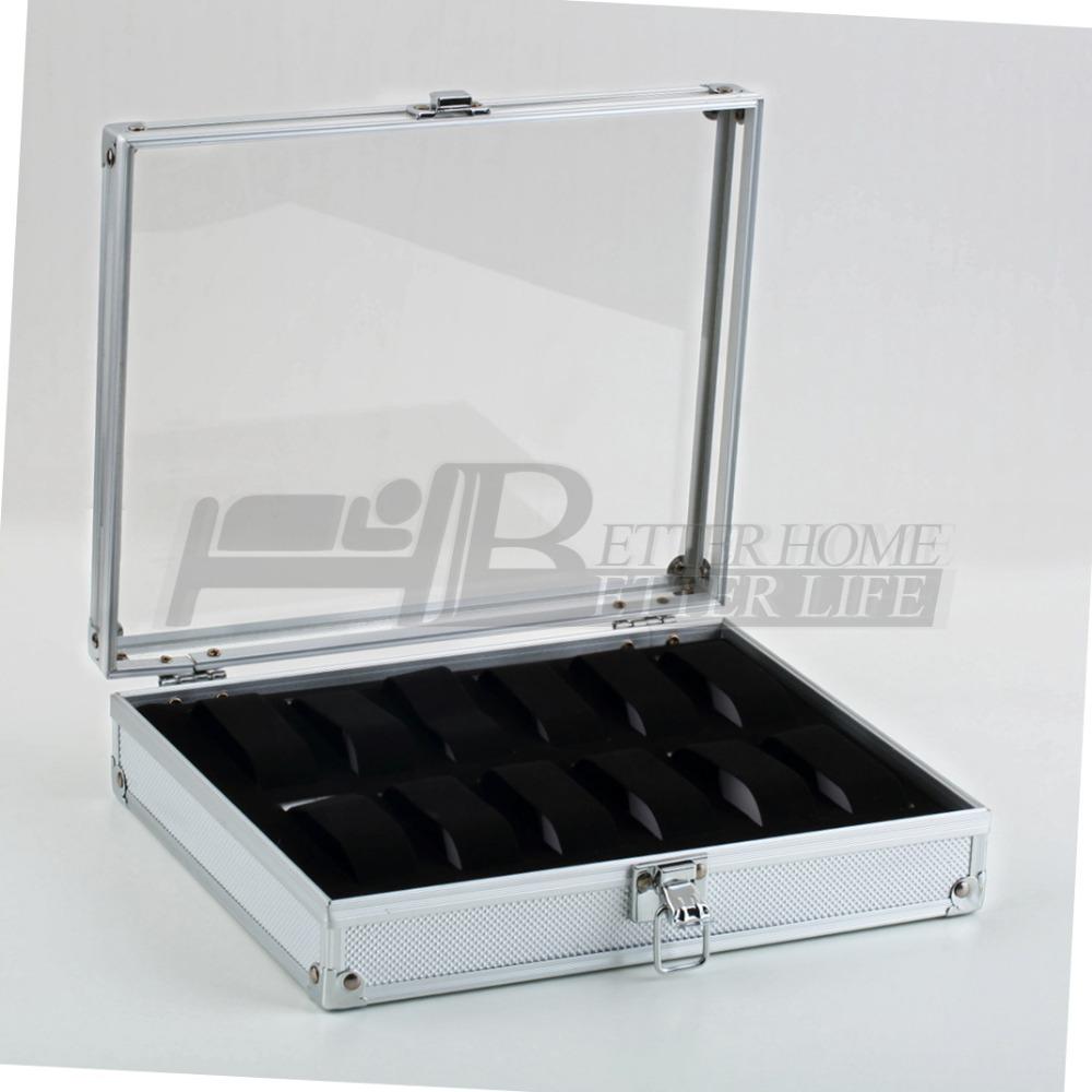 Футляр для часов 12 Grid Watch Case 12 , JEC003200 футляр для часов 12 grid watch case 12 jec003200