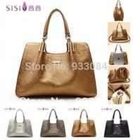 Exclusive! 2014 Women Luxury Italian Designers Handbag!Womens SISI Brand Genuine Leather Handbags!Woman Real Genuine Leather Bag