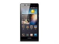Original Huawei Ascend P6 U06 100% new screen 6.18mm mobile phone quad core 1.5GHz 2GB Ram Russian EMS/DHL Free Shipping