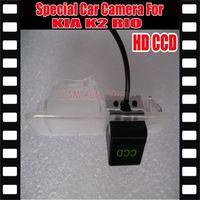 Free shipping HD Car rear view Camera Backup Camera for Kia K2 Rio Sedan  Camera HD chip night vision waterproof