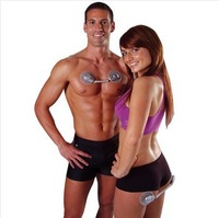 Free Shipping GYM Duo Form As Seen On TV Gym Form Duo Unisex Wireless Muscle Stimulation System
