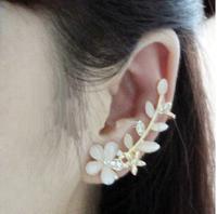 Fashion Korean ear cuffs non pierced ears charms clip on earring for women jewelry  LM-C166